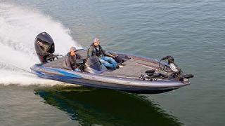 Triton 18 TRX Fiberglass Bass Boat